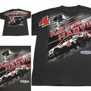 Kevin Harvick t shirt NASCAR racing 2XL